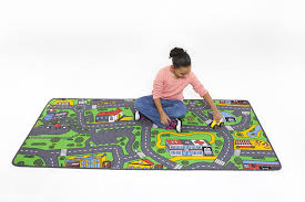 details about extra large learning carpets city life play carpet