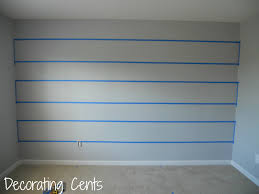 Striped Bedroom Paint Decorating Cents Painting A Striped Wall