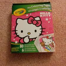 Find great deals on ebay for hello kitty coloring pages. Find More Hello Kitty Coloring Pages Pack For Sale At Up To 90 Off