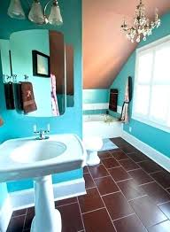 teal brown bathroom ideas chocolate tiles and pictures bath rugs