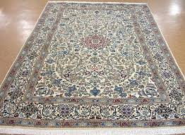 blue and red rugs 7 x hand knotted wool ivory blue red new oriental rug carpet