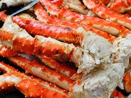 Giant Alaskan King Crab Legs – Monte ...