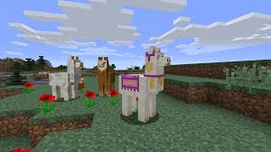 Case Piccole Minecraft : More minecraft goodies llamas in september dragons october