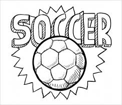 Small Picture 21 Football Coloring Pages Free Word PDF JPEG PNG Format