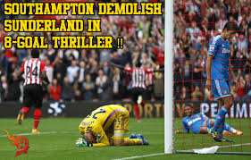 Southampton vs Sunderland Match Report