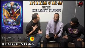 """INTERVIEW with Pixar's Head of Story """"Kelsey Mann"""" 