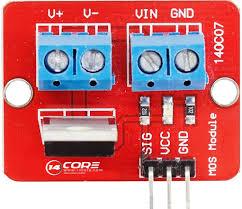 wiring mosfet module board on higher loads motor com power mosfet wiring diagram module board