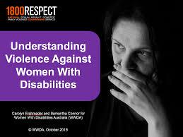 Wwda Webinar Understanding Violence Against Women With
