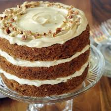 A Carrot Cake To Celebrate No Pineapple