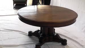 antique round oak table large antique round extending table oak round formed pedestal table extending to antique round oak table