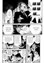 Tập 97: SÁT NHÂN RÌNH RẬP - Conan - Thám tử lừng danh Conan