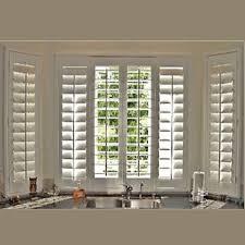 plantation shutters for sliding glass doors
