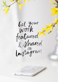 how to get your work featured and shared on instagram craftsposure how to get your work featured and shared on instagram
