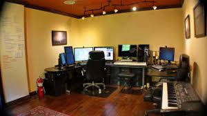 entire office decked. Taking A Peek At The Inside, You\u0027d Never Guess Today\u0027s Featured Workspace Is Actually Inside Of Barn, Would You? UI Designer Cory Watilo Renovated Entire Office Decked F