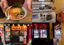 Name A Place Where You Would Find A Vending Machine Magnificent Movie] 48 Easy Steps Complete Guide To Ordering Ramen Using A Ticket