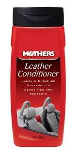 hidratante de couro leather conditioner mothers carregando zoom