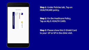 How to Access e Medical Card on MyAXA - YouTube