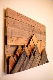 diy wood wall art decor