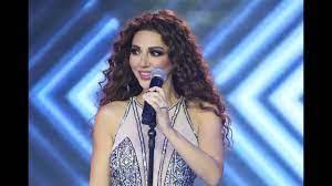ميريام فارس انا والشوق لا تسألني ناديني مباشر أحلى ناس AhlaNas - YouTube