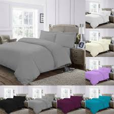 details about 200tc duvet set 100 egyptian cotton quilt cover single double super king size