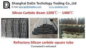 silicon carbide roller refractory kiln furniture