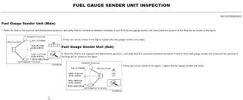 wiring fuel gauge solidfonts electric fuel gauge wiring diagram pictures