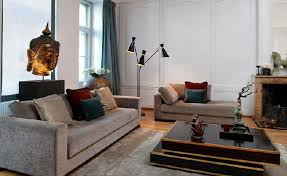 Floor Lamp Living Room Plans