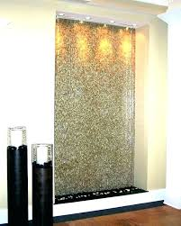 indoor wall fountain lighted water fountain indoor water feature wall home in midstream water wall fountain