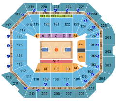 Petersen Events Center Seating Chart Pittsburgh
