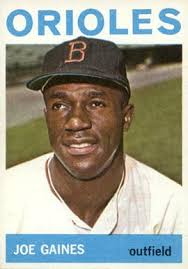 Joe Gaines Baseball Cards