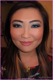 dark blue makeup match my navy blue dress