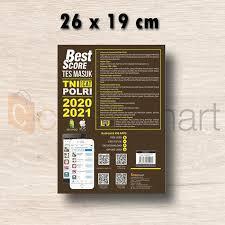 Perekonomian yang mapan jawaban : Jual Promo Terlaris Buku Tes Tni Polri Best Score Tes Tni Polri 2020 2021 Jakarta Barat Databook Tokopedia