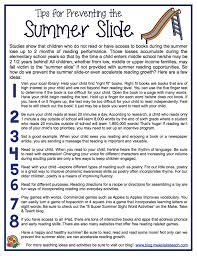 parent teacher conference letter to parents examples preventing the summer slide parents as teachers teaching