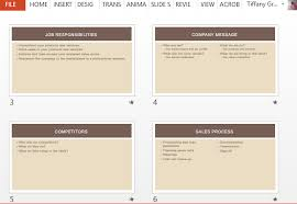 Sales Training Template Business Sales Training Presentations For Companies Involved