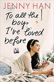 Thank you jenny han for your books! To All The Boys I Ve Loved Before Jenny Han