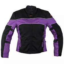 moto jacket women s. xelement cf464 \u0027aegis\u0027 women\u0027s black/purple jacket tri-tex armored motorcycle jacket. \ moto women s