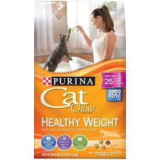Cat Chow Healthy Weight Cat Food From Meijer Instacart