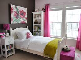 bedroom for girls:  rms wenbenoit chocolate brown hot pink girls bedroom sxjpgrendhgtvcom