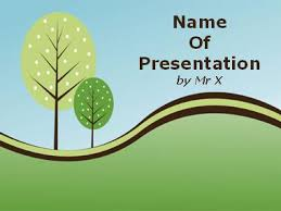 Tree Powerpoint Template Nature Powerpoint Templates And Presentations