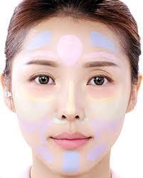 natural makeup look for asian beginners
