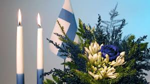 Bildresultat för itsenäisyyspäivä kynttilät