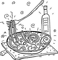 The Best Free Restaurant Coloring Page Images Download From 50 Free
