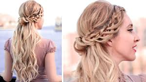 Coiffure Tresse Mariage Cheveux Long