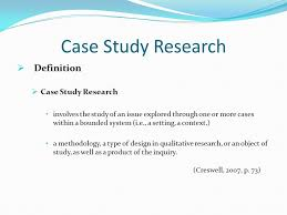 Descriptive case study research design        Original screenshot