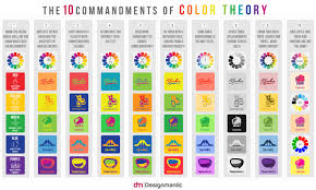 Ten Commandments Of Web Design The 10 Commandments Of Colour Theory Creative Bloq