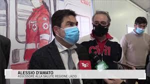 Lazio coronavirus vaccino, D'Amato: