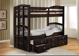 Micah Twin over Twin Bunk Bed with 3 Drawers