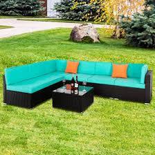 china rattan corner sofa garden furniture