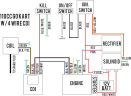 gy6 cdi wiring diagram 250 chinese atv 150 hammerhead kart howhit 150cc wiring diagram at Hammerhead Gt 150 Wiring Diagram