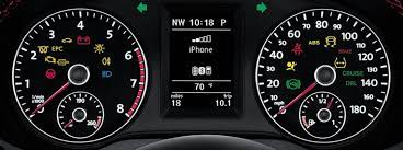 what do the dashboard warning lights in